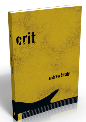 Crit novel cover