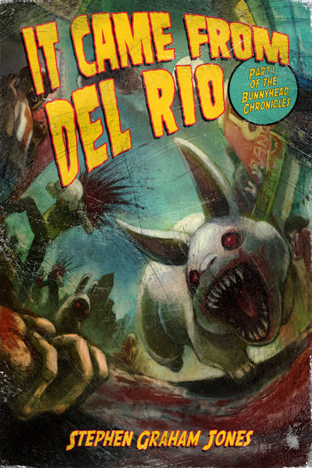 It Came From Del Rio cover