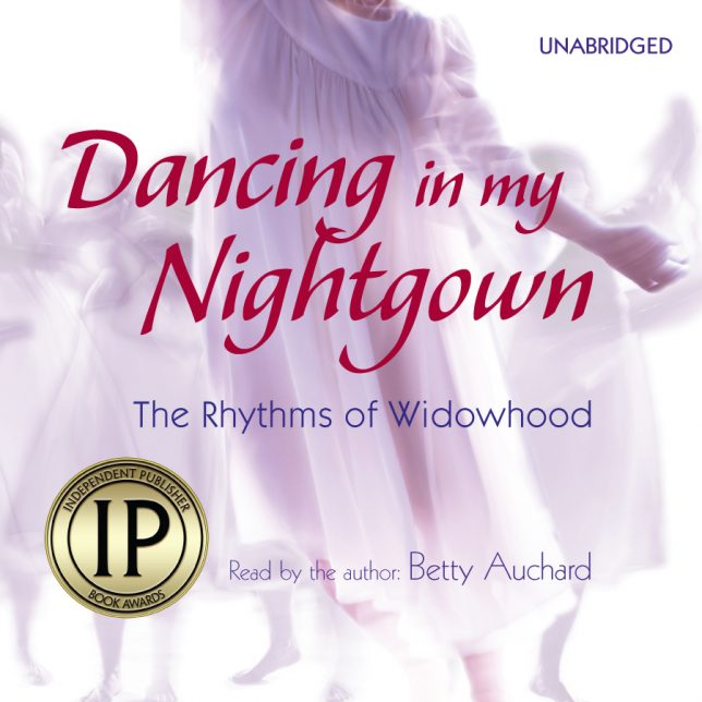 Dancing in my Nightgown audiobook cover