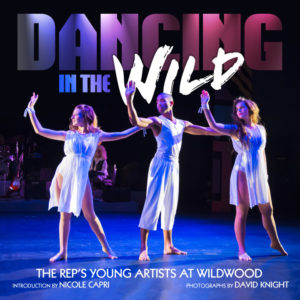 Dancing in the Wild cover