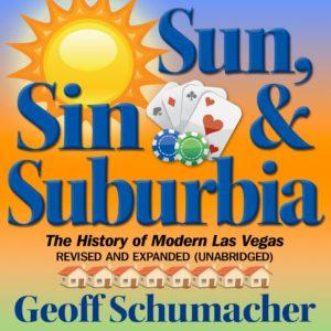 Sun, Sin, Suburbia - audiobook