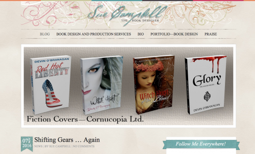 Sue Campbell the Book Designer-Old blog.