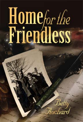The Home for the Friendless -alt cover 1