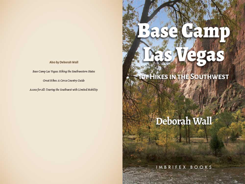 Base Camp Las Vegas - title pages