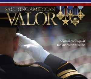 Saluting American Valor cover