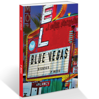 Blue Vegas cover