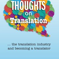 Thoughts on Translation cover