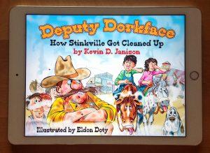 Deputy Dorkface-eBook-cover