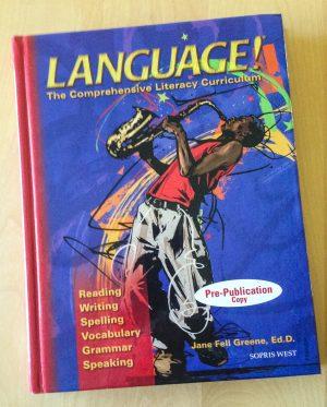 Language! cover