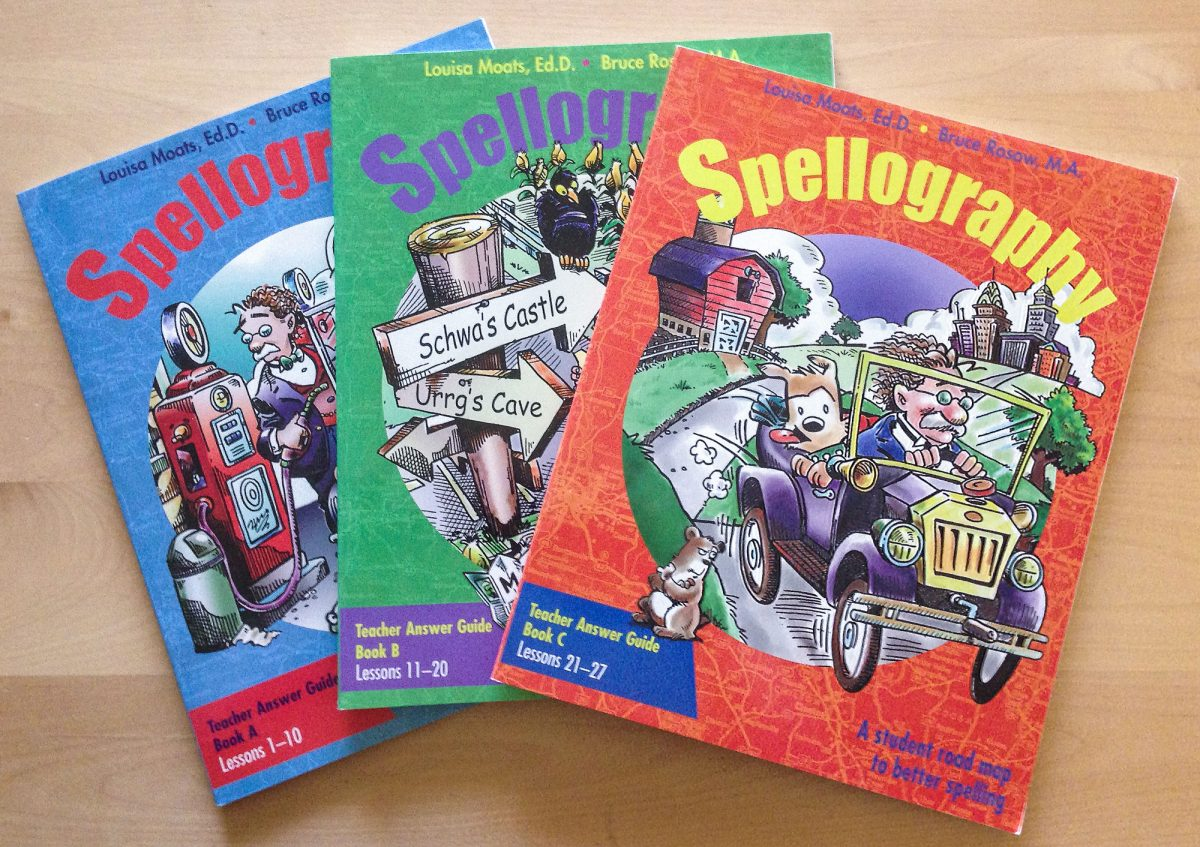 Spellography covers